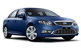 Ford Car Rental at Napier Airport NPE, New Zealand - RENTAL24H