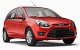 GREEN MOTION Car rental Mexico City - Benito Juárez Intl Airport Compact car - Ford Figo