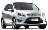 HERTZ Car rental Rimini - City Centre Van car - Ford Focus C-Max