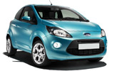 SIXT Car rental Harstad/narvik - Airport Mini car - Ford Ka