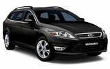 Ford Car Rental at Brussels Airport - Brussels S. Charleroi CRL, Belgium - RENTAL24H