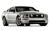 Miete Ford Mustang