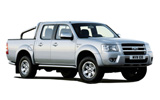 借りるFord Ranger Double Cab