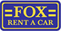 Fox Car Rental at Los Angeles Airport LAX, California CA, USA - RENTAL24H