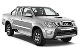 Rent Toyota Hilux Double