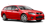 Holden Car Rental at Invercargill Airport IVC, New Zealand - RENTAL24H