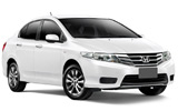 Honda Car Rental at Combaitore Airport CJB, India - RENTAL24H
