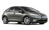 Honda Car Rental in Dubai - Emirates Tower, UAE - RENTAL24H