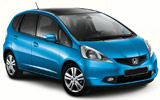 THRIFTY Car rental Tel Aviv - Airport Ben Gurion Compact car - Honda Jazz