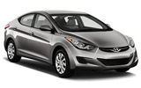 ENTERPRISE Car rental Baltimore - Airport Standard car - Hyundai Elantra