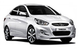 CIRCULAR Car rental Kusadasi - Downtown Compact car - Hyundai Era