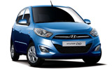 HERTZ Car rental Kavala - Airport - Megas Alexandros Mini car - Hyundai i10
