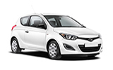BUDGET Car rental Harstad/narvik - Airport Economy car - Hyundai i20
