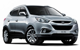 DOLLAR Car rental Fuerteventura - Airport Suv car - Hyundai ix35
