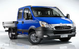 Iveco Car Rental at Paris Airport - Le Bourget LBG, France - RENTAL24H