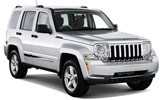 Jeep Car Rental at Mexico City - Benito Juárez Intl Airport MEX, Mexico - RENTAL24H