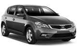 Kia Car Rental at Kosice Airport KSC, Slovakia - RENTAL24H