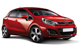 ALAMO Car rental Tuzla - Airport Compact car - Kia Rio