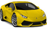 Lamborghini Car Rental at Dubai - Intl Airport DXB, UAE - RENTAL24H