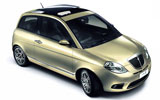 Lancia Car Rental at Madrid Airport MAD, Spain - RENTAL24H