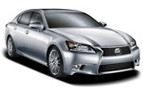 Lexus Car Rental at Hamad International Airport DOH, Qatar - RENTAL24H