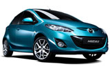 EUROPCAR Car rental Kushiro - Airport Economy car - Mazda 2