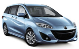 HERTZ Car rental Haifa Van car - Mazda 5