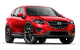 BUDGET Car rental Bourgas Suv car - Mazda CX-5