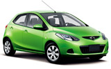 TIMES Car rental Kushiro - Airport Economy car - Mazda Demio
