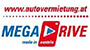 MegaDrive Car Rental at Vienna Airport VIE, Austria - RENTAL24H