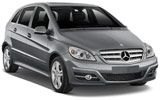 AVIS Car rental Aarau Standard car - Mercedes B Class