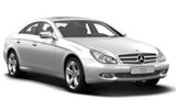 NATIONAL Car rental Baltimore - Airport Luxury car - Mercedes CLA