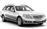 SIXT Car rental Harstad/narvik - Airport Standard car - Mercedes E Class Estate