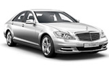 DIRENT Car rental Marrakech - Airport Luxury car - Mercedes S Class