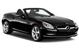 CANARIAS Car rental Tenerife - Airport North Convertible car - Mercedes SLK Convertible