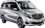 BUDGET Car rental Porto - Downtown Van car - Mercedes V Class