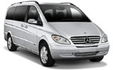 GREEN MOTION Car rental Athens - Piraeus - Port Van car - Mercedes Vito Diesel