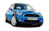 SIXT Car rental Barreiro Economy car - Mini Cooper