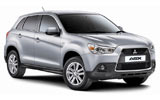 Mitsubishi Car Rental at George Airport GRJ, South Africa - RENTAL24H