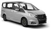 Nissan Car Rental in Casablanca Port Railway Station, Morocco - RENTAL24H