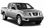 Miete Nissan Frontier