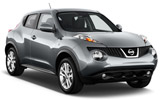 SURPRICE Car rental Lisbon - Downtown Suv car - Nissan Juke