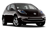 ENTERPRISE Car rental Orlando - Airport Compact car - Nissan Leaf Electric