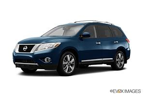Rent Nissan Pathfinder