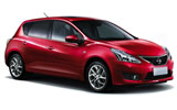 AMIGO AUTOS Car rental Ibiza - Airport Compact car - Nissan Pulsar