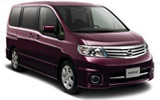 Nissan Car Rental in Taichung - Train Station, Taiwan - RENTAL24H