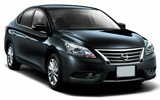 RIGHT CARS Car rental Montego Bay - Sangster Intl. Airport Standard car - Nissan Sylphy