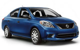 ALAMO Car rental Baltimore - Airport Compact car - Nissan Versa