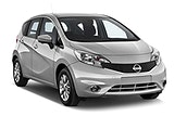 Noleggia Nissan Note e-Power