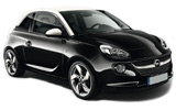 INTERRENT Car rental Lisbon - Downtown Mini car - Opel Adam